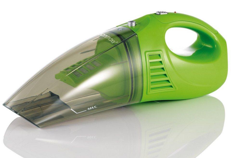 cleanmaxx Akku-Handsauger Nass/Trocken Plus in grün
