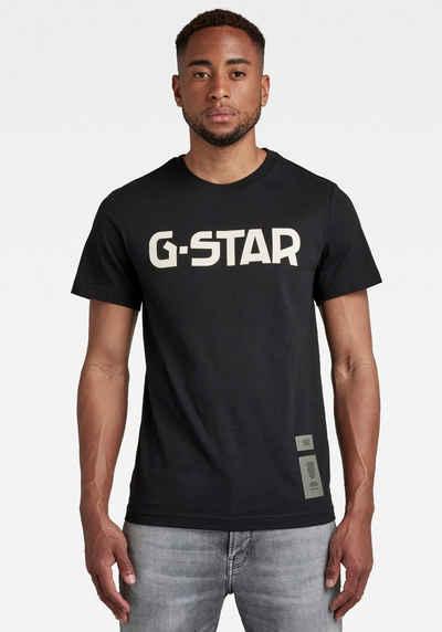 G-Star RAW Rundhalsshirt »G-Star round Tee«