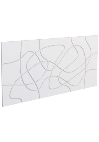 Decoflair 3D lentyna »Laces« BxL: 76x38 cm (Set ...