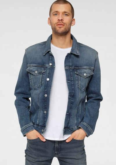 Calvin Klein Jeans Jeansjacke »MODERN ESSENTIAL DENIM JACKET«