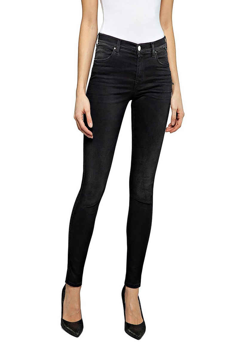 Replay Skinny-fit-Jeans »Luzien« Powerstretch mit Elasthan