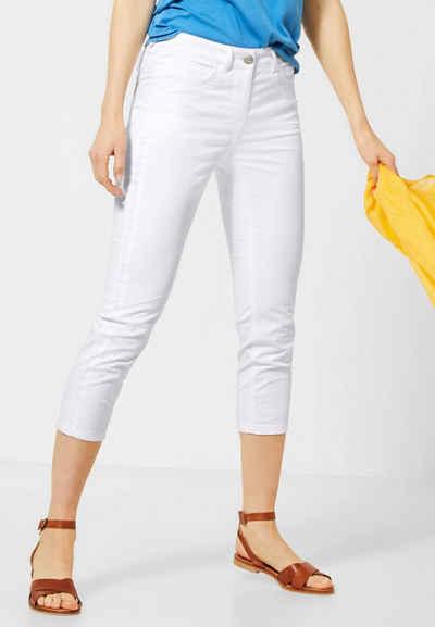 Cecil 7/8-Hose »Style Vicky«, Slim-Fit-Basic-Hose