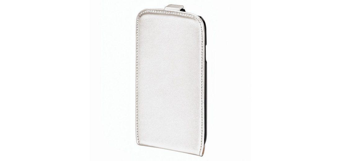 Hama Flap-Tasche Smart Case für Samsung Galaxy S III mini/VE, Weiß