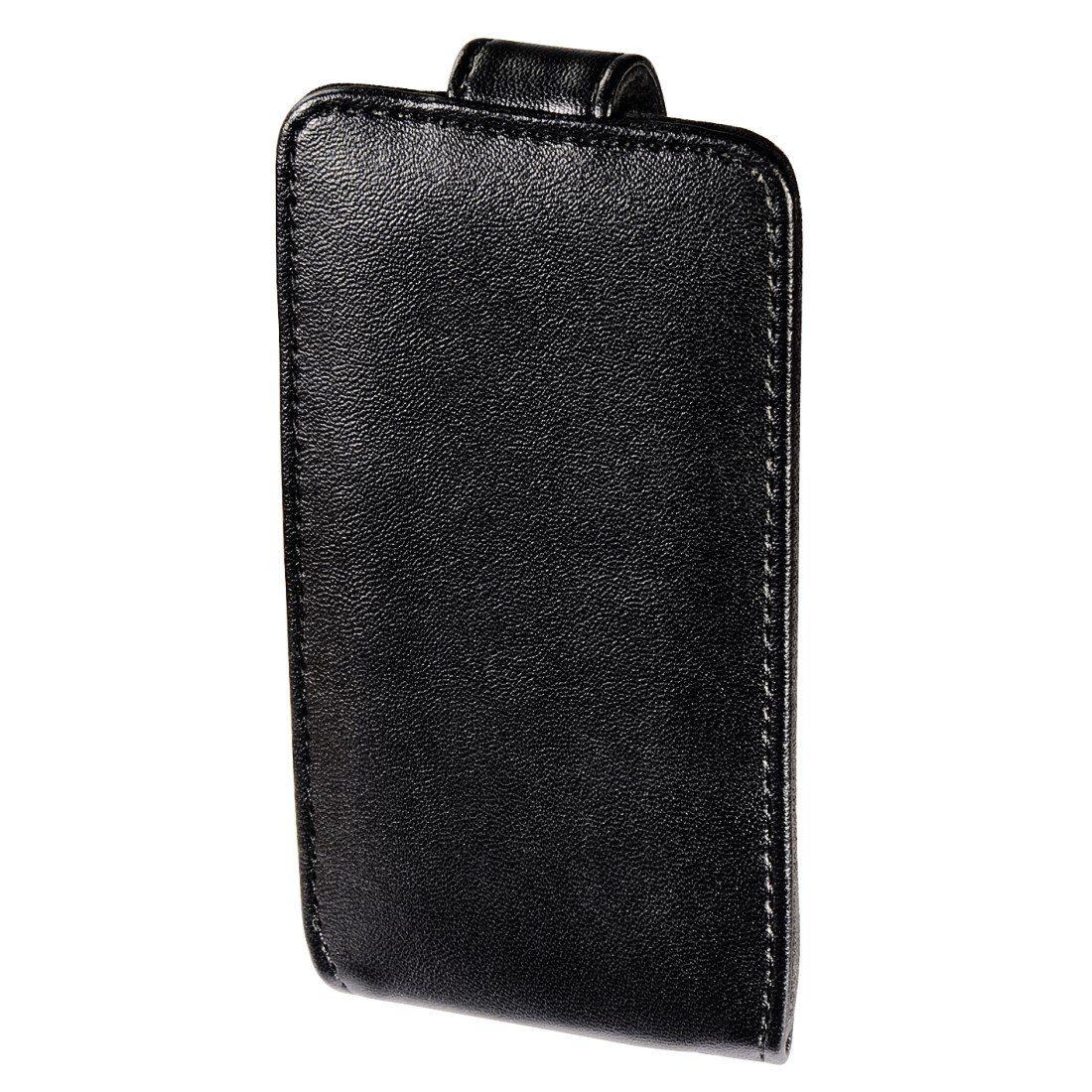 Hama MP3-Fenstertasche Flip Case für iPod touch 5G/6G, Schwarz