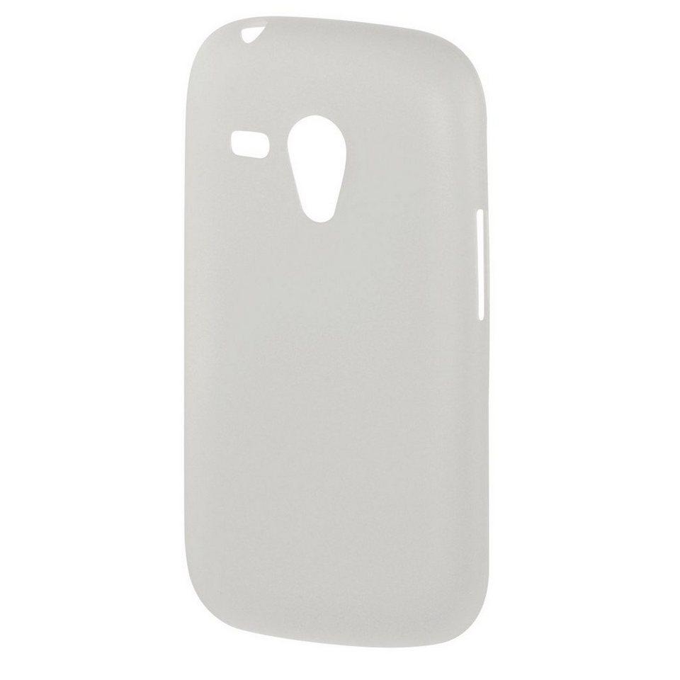 Hama Handy-Cover Ultra Slim für Samsung Galaxy S III mini/VE, Weiß in Weiß