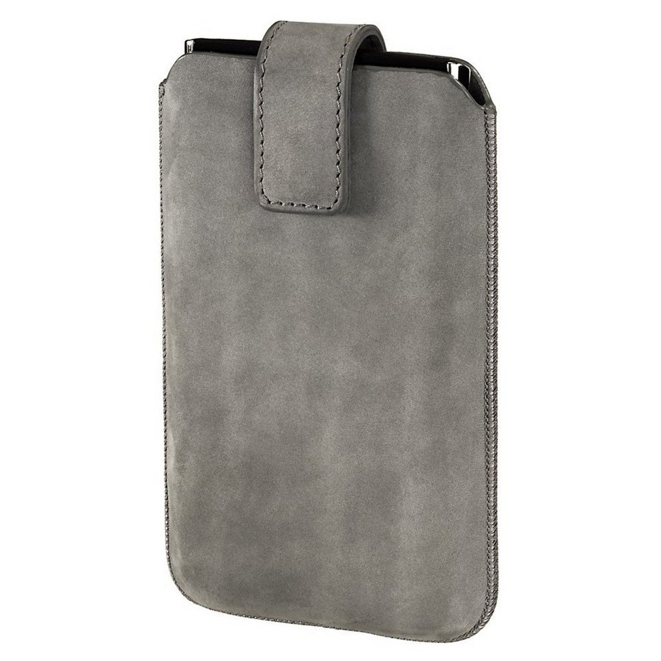 Hama Smartphone-Sleeve Chic Case, Gr. XL, Grau in Grau