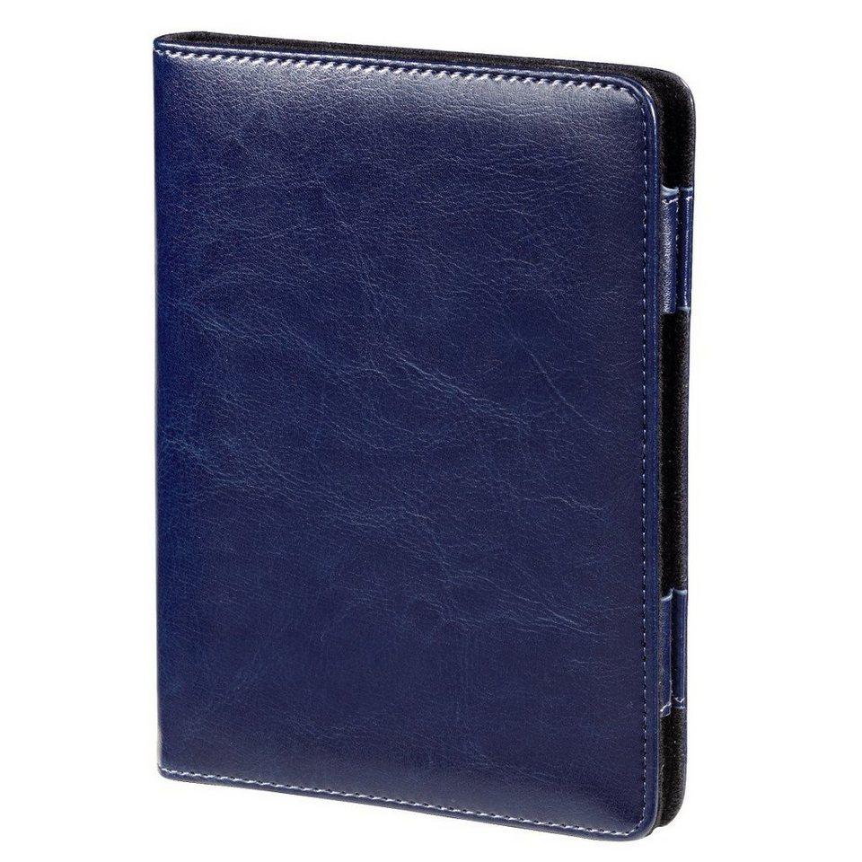 Hama Portfolio Lettura für Kobo Touch/Glo und Kindle in Blau