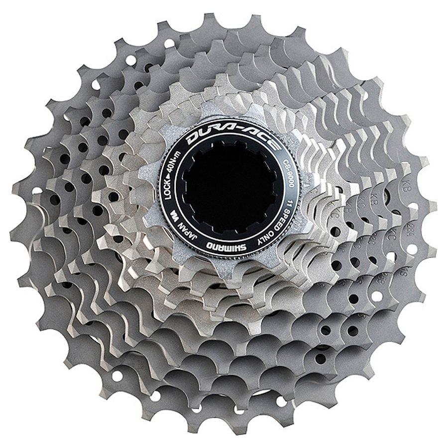 Shimano Fahrradkasetten »Dura Ace CS-9000 Kassette 11-fach«
