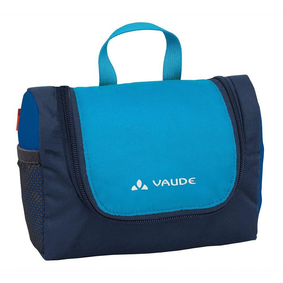 VAUDE Sport- und Freizeittasche »Bobby Toiletbag Kids« in blau