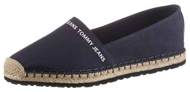 Tommy Jeans »TOMMY JEANS ESPADRILLE« Espadrille mit Jutebesatz