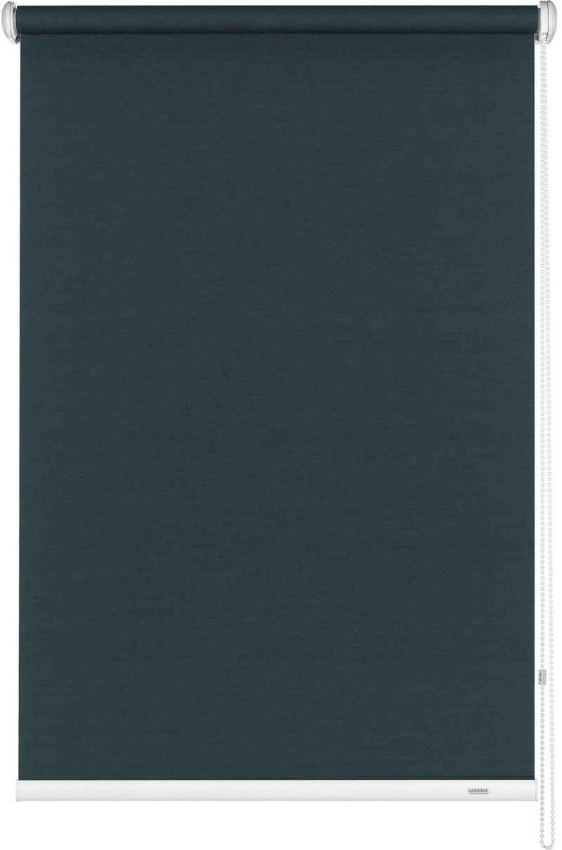 Seitenzugrollo »Uni-Rollo Abdunklung«, GARDINIA, verdunkelnd, 1 Stück, im Fixmaß