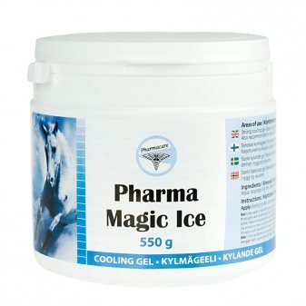 Pharmacare Pharma Magic Ice »Pharma Magic Ice, 550g« in FI NO SV DK FR GB RU HUN