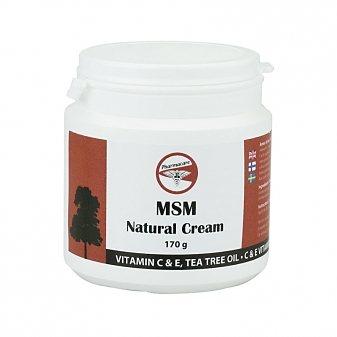 Pharmacare Pharma MSM Natural Cream »Pharma MSM Natural Cream, 170g« in Norwegisch/Dänisch
