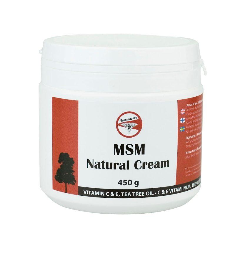 Pharmacare Pharma MSM Natural Creme »Pharma MSM Creme, 450g«