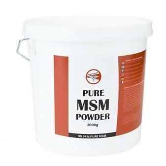 Pharmacare Pharma Reines MSM Pulver »Pharma Reines MSM Pulver, 2kg«