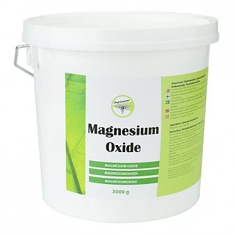 Pharmacare Pharma Magnesium Oxide »Pharma Magnesium Oxide, 3kg« in EN FI SV NO DK FR DE ES R