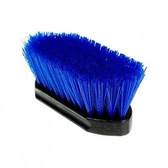 Horze Mähnen- und Schweifbürste »Horze Mähnen- und Schweifbürste mit langen Kunstst« in Blau