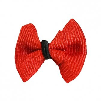 Horze Einflechtschleifen »Einflechtschleifen« in Rot