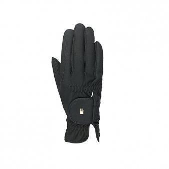 Roeckl Handschuhe »Light & Grip« in Schwarz