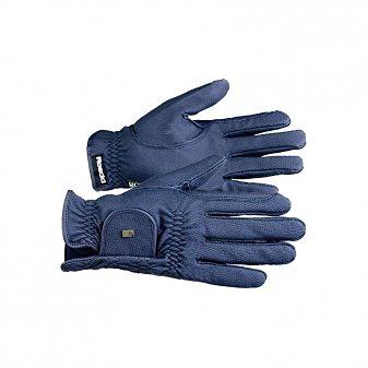Roeckl Winterhandschuh »Roeckl Grip Fleece Handschuhe« in Dunkelblau