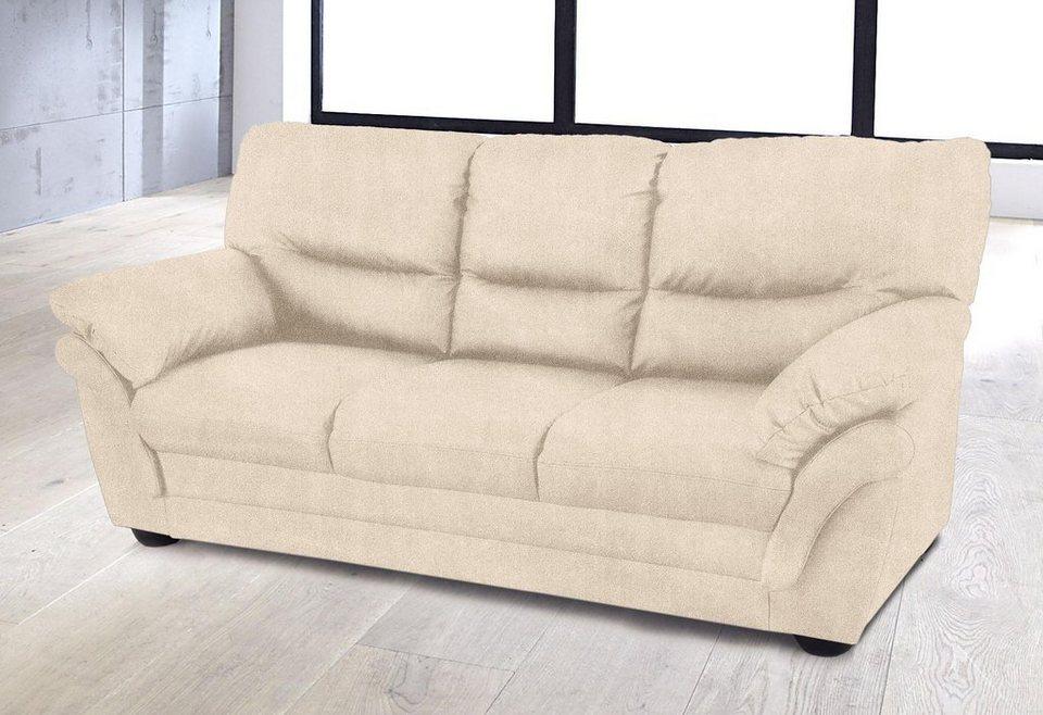 Benformato Home 3-Sitzer in creme