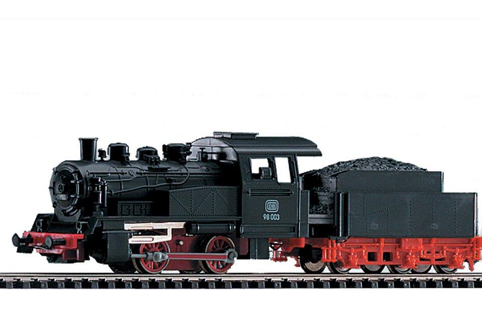 PIKO®, Dampflokomotive mit Schlepptender »Hobby - 50501«, Spur H0 in schwarz