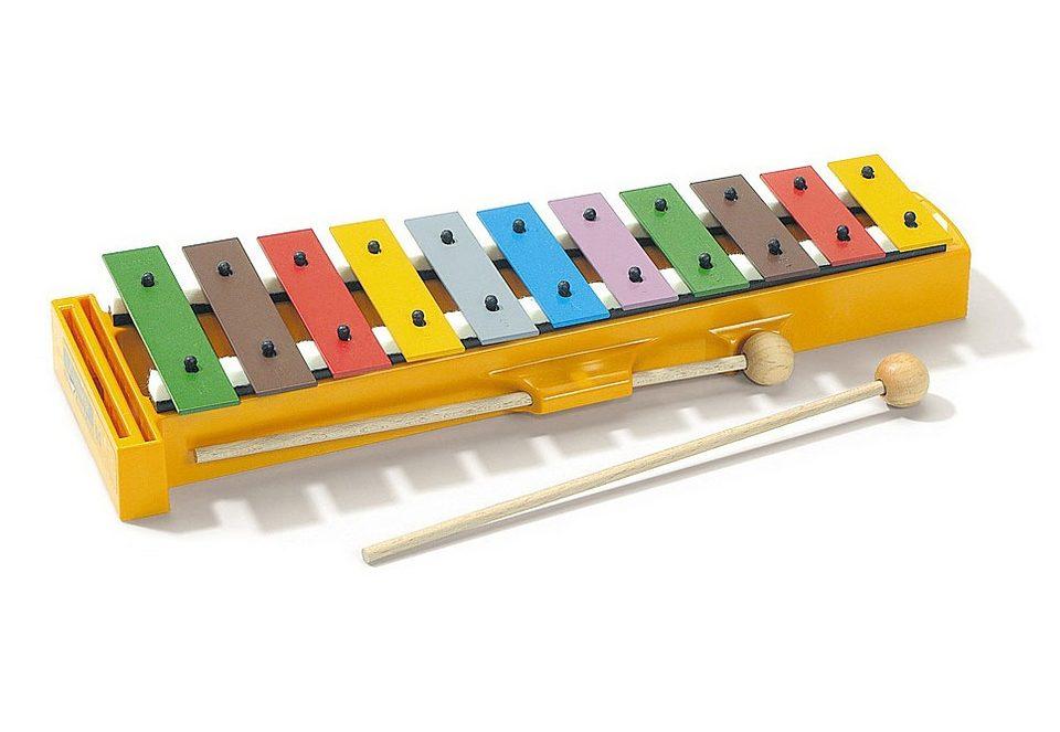 Xylophon, SONOR, »GS Kinder Glockenspiel«
