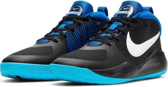 Nike »Team Hustle D9« Basketballschuh