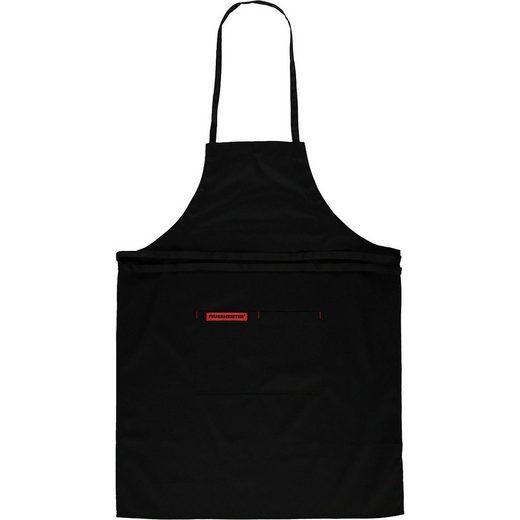 """Feuermeister Kochschürze »Grill- & Küchen-Schürze """"BBQ"""" mit 2 Taschen«"""