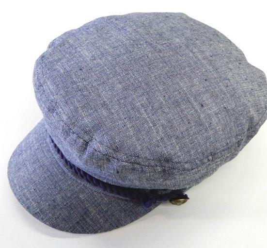 Chaplino Schirmmütze mit Zierkordel
