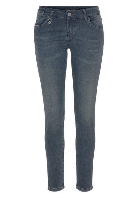 Hosen - BLUE FIRE Skinny fit Jeans »CHLOE BF« mit authentischer Waschung mit Usedeffekten ›  - Onlineshop OTTO