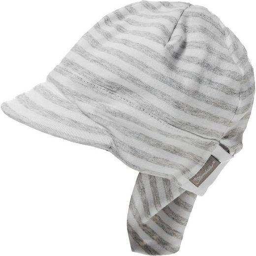Sterntaler® Schirmmütze »Baby Schirmmütze für Jungen«