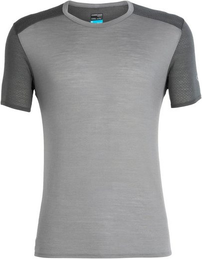 Icebreaker T-Shirt »Amplify Kurzarm-Rundhalsshirt Herren«
