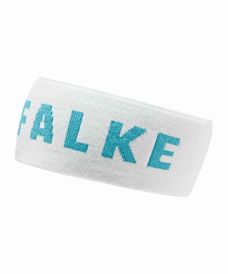 FALKE Stirnband (1-St) aus reiner Schurwolle