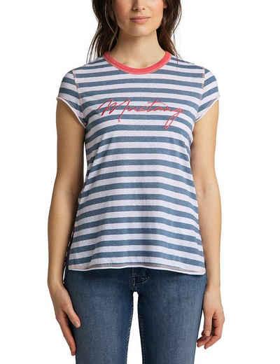 MUSTANG T-Shirt »Alexia C Stripe« Streifenshirt