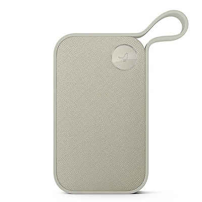 Libratone ONE Style CG Grey Bluetooth Lautsprecher Subwoofer (Bluetooth, 360° Sound, Schlaufengriff, 12 Stunden Musikwiedergabe, Bluetooth +1 für Wireless Stereo, Freisprechfunktion)