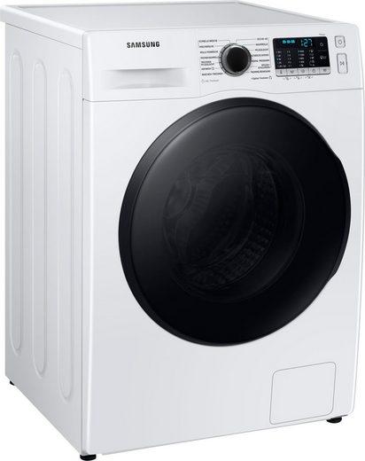 Samsung Waschtrockner WD5000T WD7ETA049BE/EG, 7 kg, 4 kg, 1400 U/min, SchaumAktiv