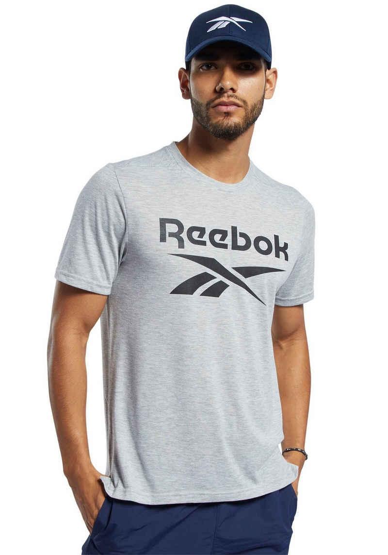 Reebok T-Shirt »WOR SUP SHORT SLEEVE GRAPHIC«