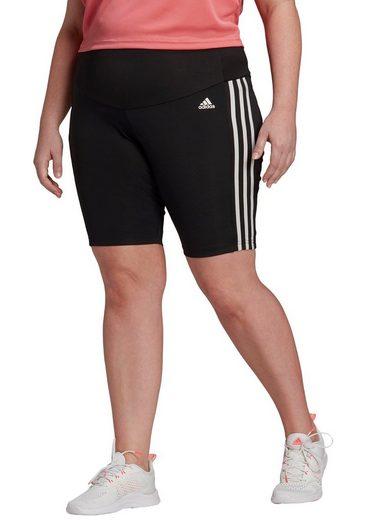 adidas Performance Trainingsshorts »HIGH RISE SHORT SPORT TIGHTS (PLUS SIZE)«