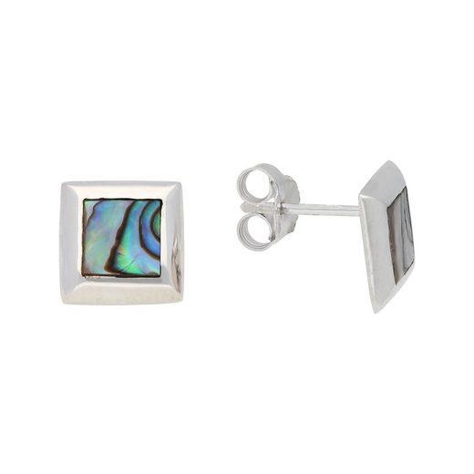Vivance Paar Ohrstecker »abalone inlay«