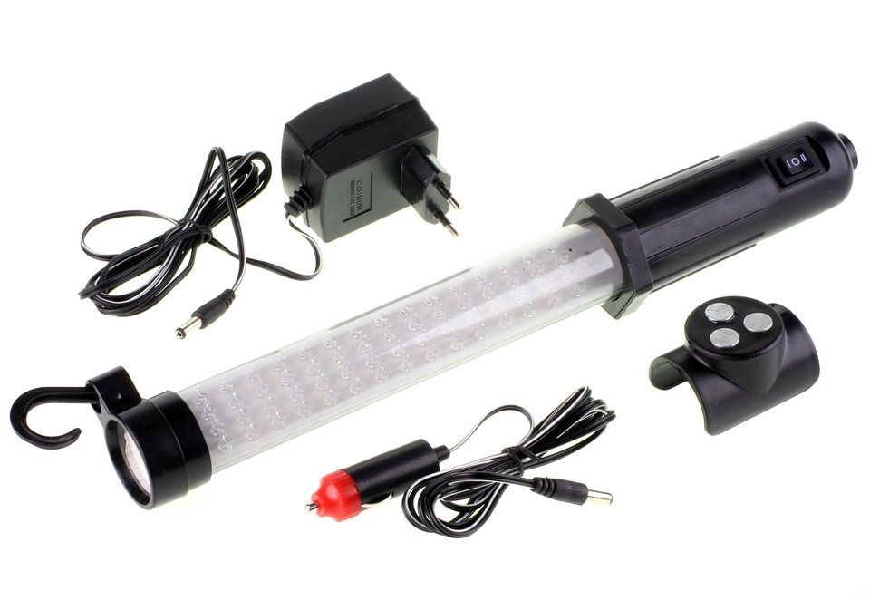 Arbeitsleuchte, XCell, Work LED-Arbeitsleuchte aufladbar