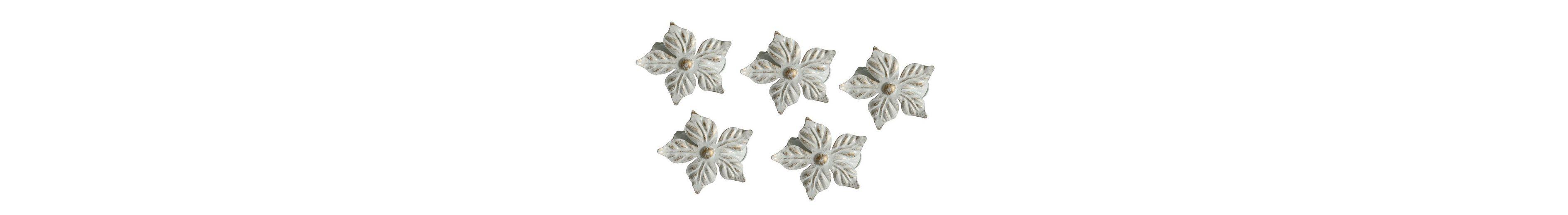 Dekoklammern, Garesa, »Dekoklammern Blume«, zur Dekoration von Gardinen