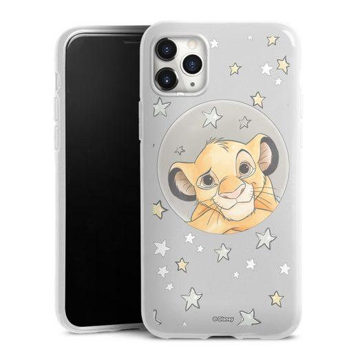 DeinDesign Handyhülle »Simba ohne Hintergrund« Apple iPhone 11 Pro Max, Hülle Löwe Disney Offizielles Lizenzprodukt