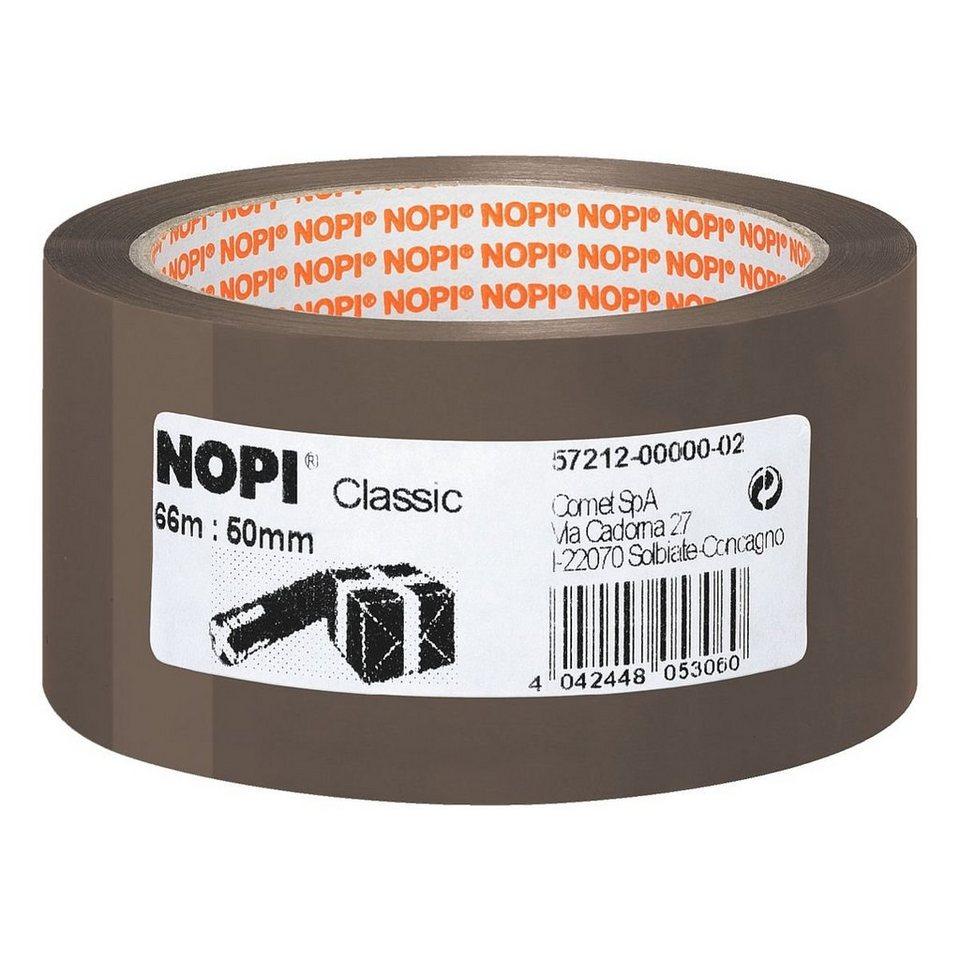 Nopi Packband »Classic« in braun