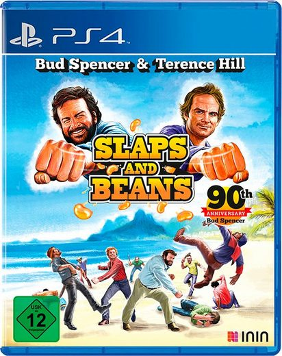 Bud Spencer & Terence: Hill Slaps and Beans PlayStation 4