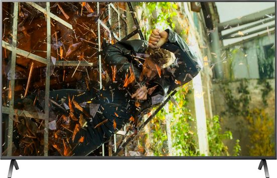 Panasonic TX-43HXW904 LED-Fernseher (108 cm/43 Zoll, 4K Ultra HD, Smart-TV)
