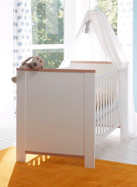 Babybetten - Babybett »Adele«, mit Schlupfsprossen  - Onlineshop OTTO