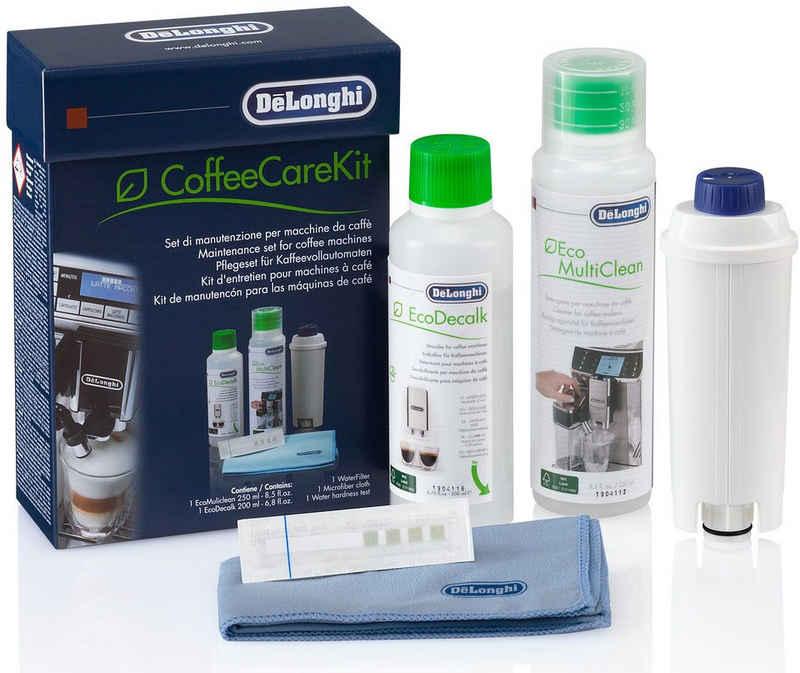 De'Longhi »Coffee Care Kit DLSC306« Pflegeset (Set, 5-tlg., für Kaffeevollautomaten)