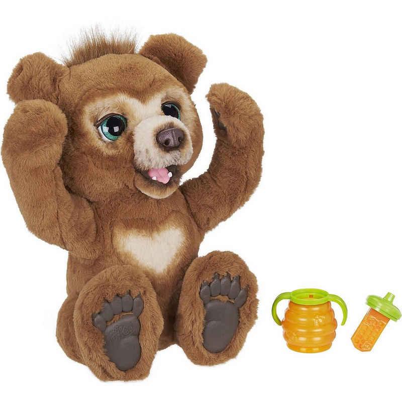 Hasbro Plüschfigur »FurReal Cubby, mein Knuddelbär«