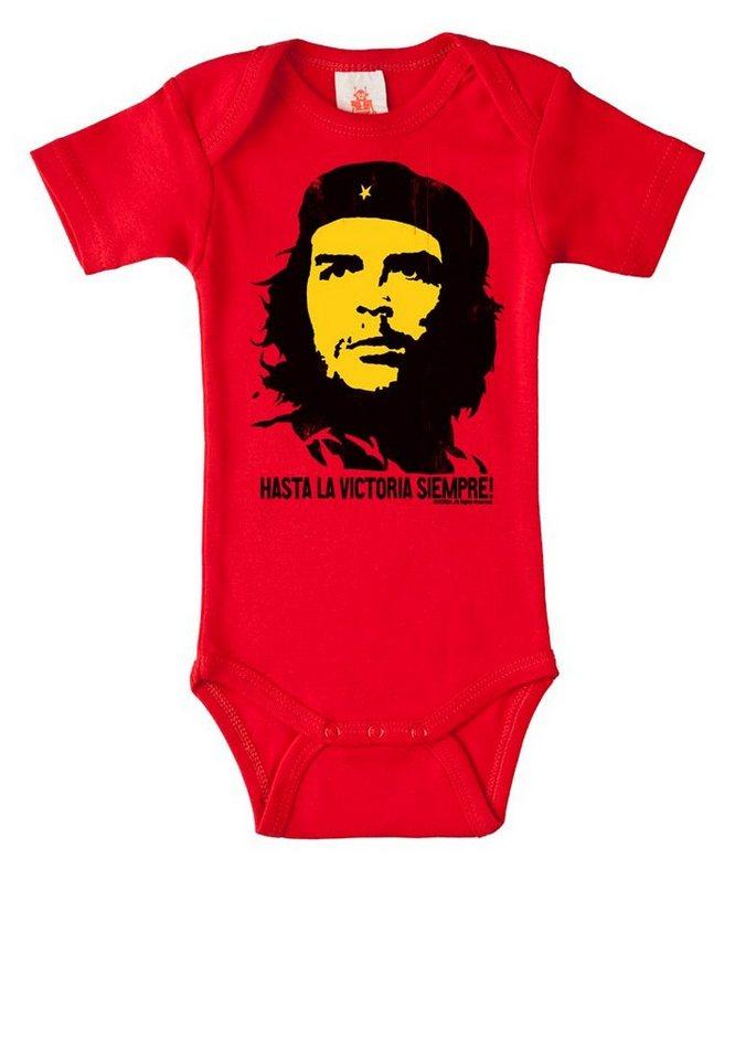 LOGOSHIRT Body mit Che Guevara Print, Modischer Body für Kleinkinder im trendigen Design online ...
